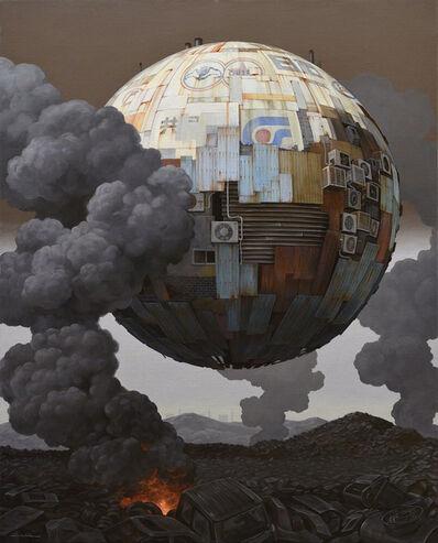 Masakatsu Sashie, 'Regeneration', 2019