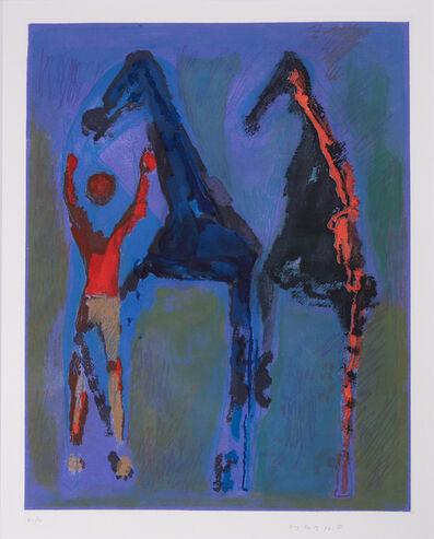 Marino Marini, 'Marino from Shakespeare II', 1978
