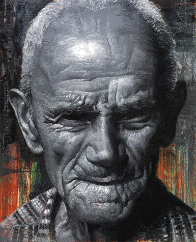 Davide Frisoni, 'The old trucker', 2011