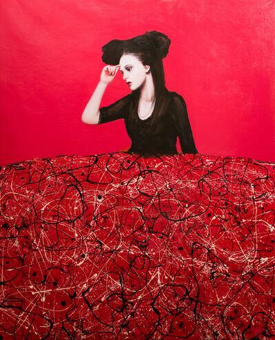Alfredo Palmero, 'Menina Roja', ca. 2019