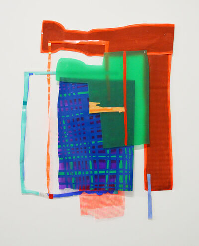 Ivelisse Jiménez, 'Else-were #4 (cosas transparentes y neon)', 2015