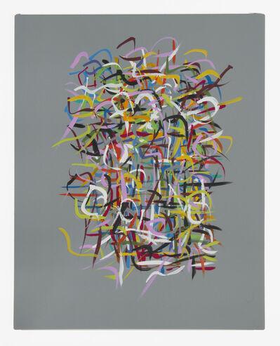 Carol Salmanson, 'Radiations Series 3, Painting 1', 2019