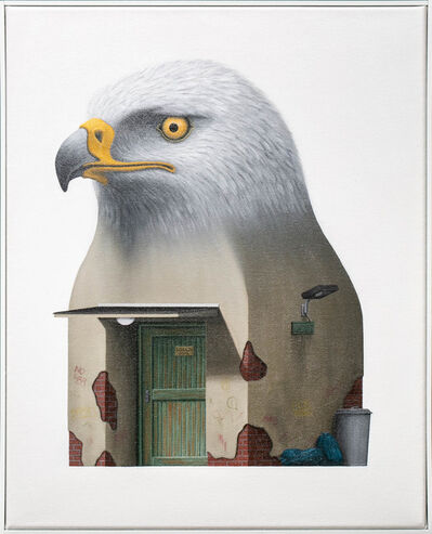 André Schulze, 'Wächter', 2016