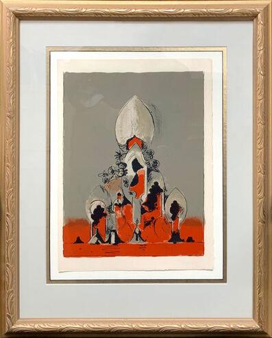 Graham Sutherland, 'San Lazzaro et ses amis', 1975