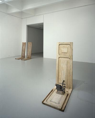 Doris Salcedo, 'La Casa Viuda VI', 1995