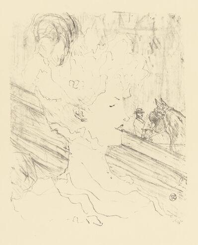 Henri de Toulouse-Lautrec, 'EMILIENNE D'ALENÇON', 1898