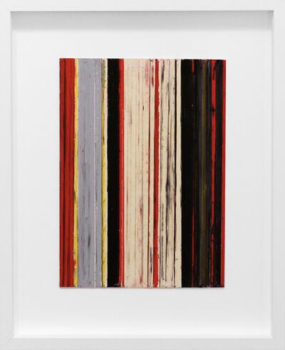 Vicky Christou, 'Color Study, Red/Black/Grey 1', 2014
