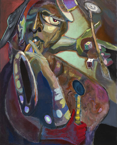 Edmund Ian Grant, 'Tossin' Dem Bones', 2016