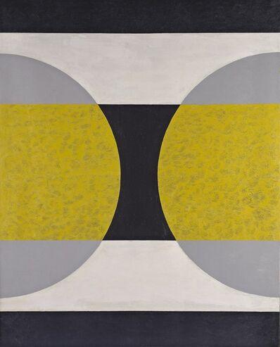 Charles Green Shaw, 'Circle Divided', 1970