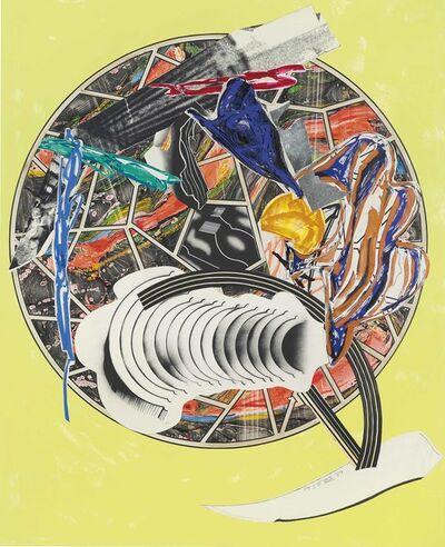 Frank Stella, 'Whale as a Dish', 1985