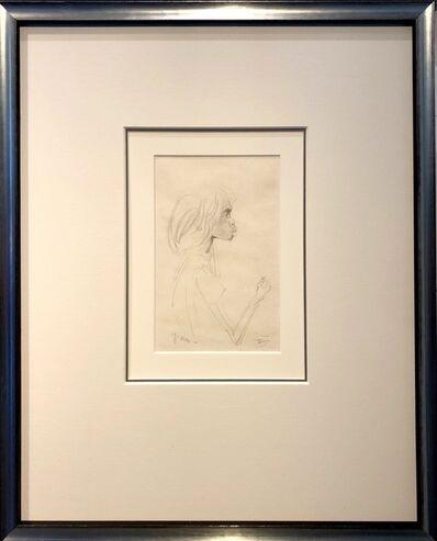 Elizabeth Durack, 'Y-en', 1948