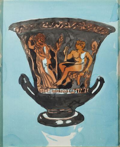 Luis Frangella, 'Vaso Griego (Greek Glass)', 1984