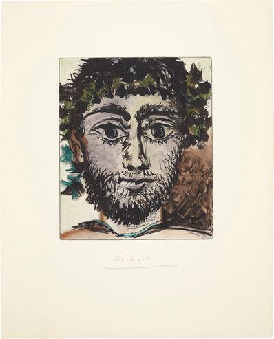 Pablo Picasso, 'Tête de faune (Head of a Faun)', 1960