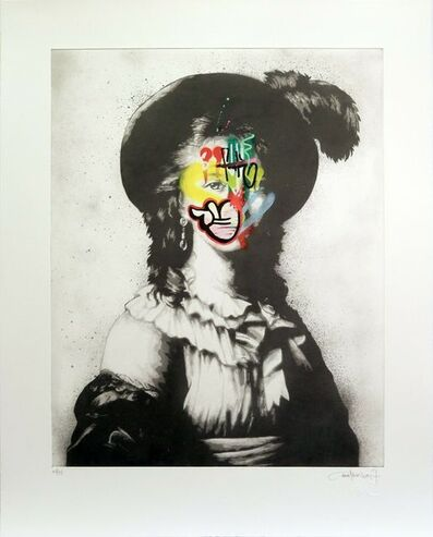 """Martin Whatson, '""""Feather""""  Hand Finished', 2017"""
