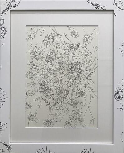 Mizuno Rina, 'Detailed Drawing 2020.6', 2020
