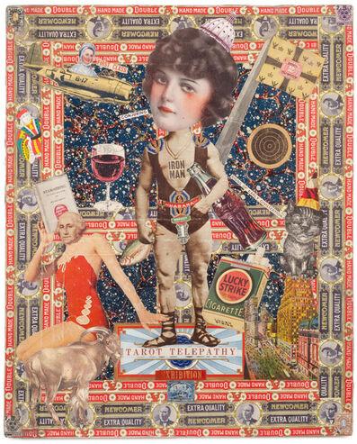 Felipe Jesus Consalvos, 'Tarot Telepathy (double-sided)', 1920-1950