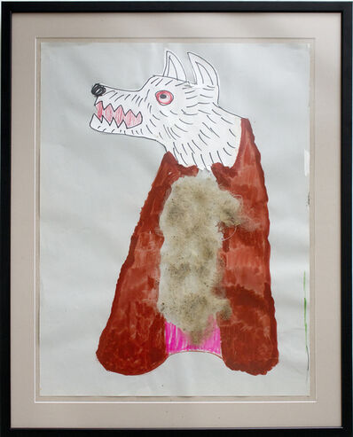 Aušra Vaitkūnienė, 'Sheep in The Fur of Wolf', 2018