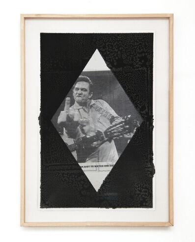 Steven Parrino, 'Untitled', 1994