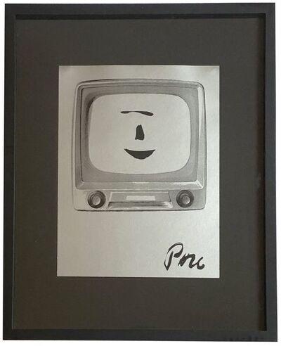 Nam June Paik, 'TV Face', 1986