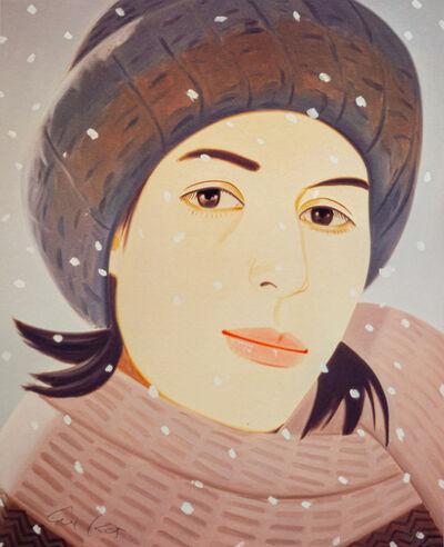 Alex Katz, 'December ', 2020
