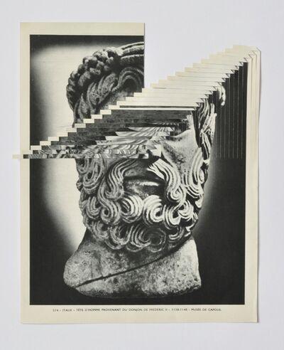 Ann-Marie James, 'MUSÉE IMAGINAIRE, Plate 573 & 574', 2016