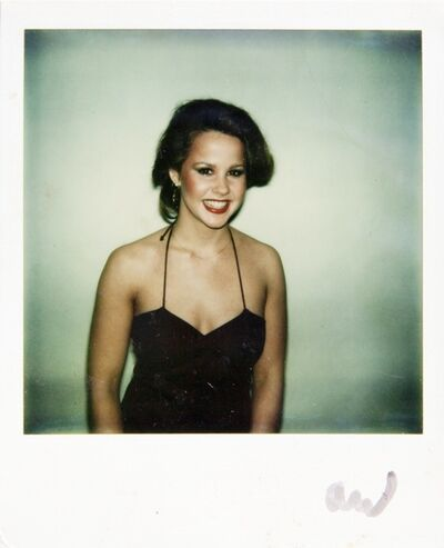 Andy Warhol, 'Andy Warhol, Polaroid Photograph of Linda Blair, 1975', 1975