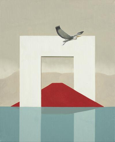 Cesare Reggiani, 'L'isola della simbiosi', 2011
