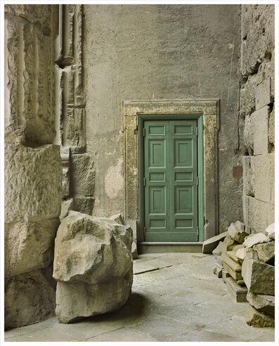 Peter Vanderwarker, 'Hadrian's Temple, Rome', 2002