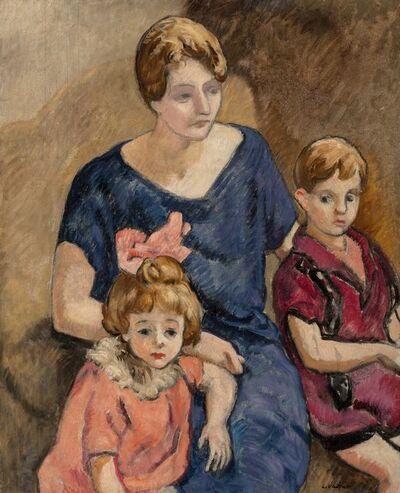 Louis Valtat, 'Mère et enfants'