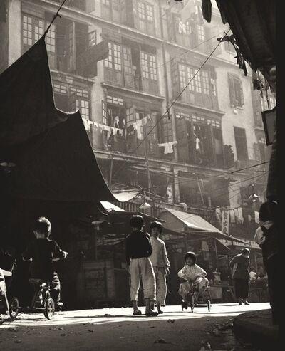 Fan Ho, ''Age of Innocence in Sheung Wan 童趣' Hong Kong', 1950/60s