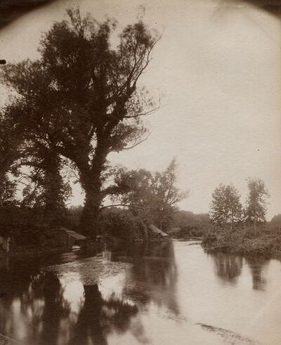 Eugène Atget, 'La Ferté Alais (Etang)', ca. 1910