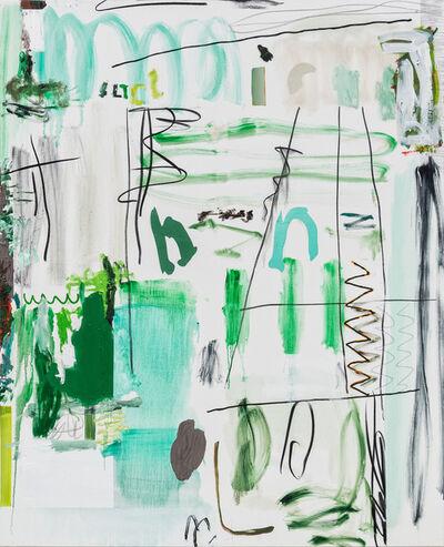 Andreas Breunig, 'Untitled (Green)', 2019