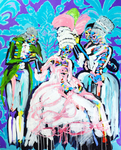 Bradley Theodore, 'Marie On The Way To The Ball ', 2017