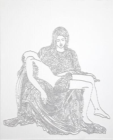 Mounir Fatmi, 'La Pietà', 2007-2010