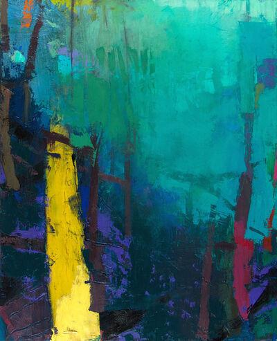 Brian Rutenberg, 'SEA GLASS 3', 2015