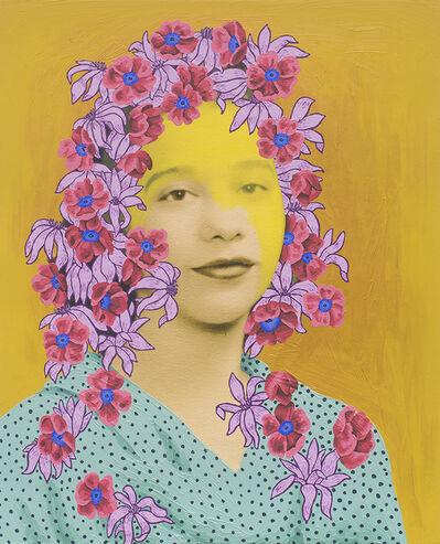 Daisy Patton, 'Untitled (Chidnoff 550 Fifth Ave. Studio N.Y.)', 2019