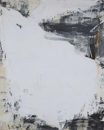Huang Rui, 'White and White Colour No.4', 1991