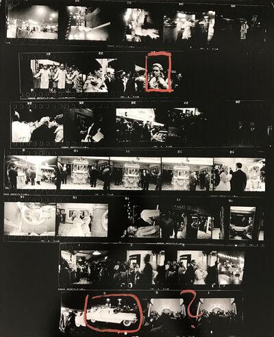 Robert Frank, 'Contact Sheet #65', 2009