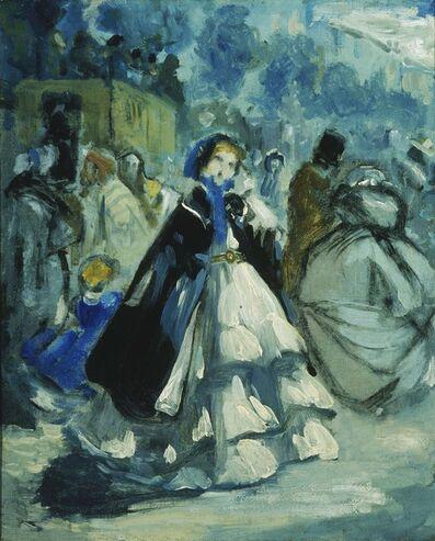 Jean-Baptiste Carpeaux, 'Street Scene'