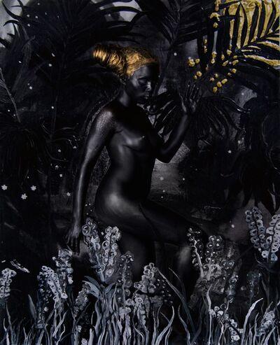 Lina Iris Viktor, 'Black Temple for all Seasons. No. XLVI', 2018-19
