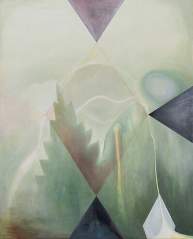 Christine Ödlund, 'Electroacoustic Aspects of Plant and Man IV', 2018