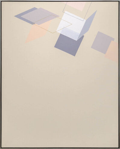 Seung Won Suh (서승원), 'Simultaneity 80-627', 1980