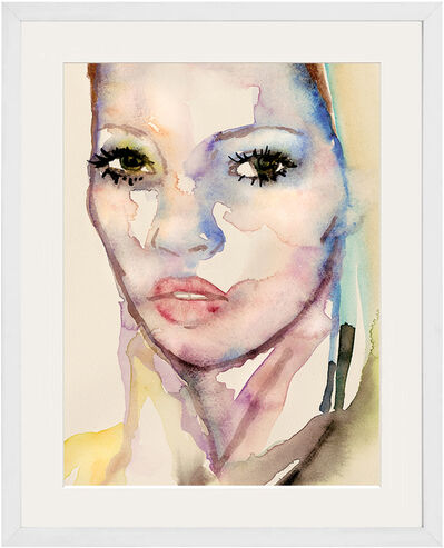 Fahren Feingold, 'KATE MOSS (Limited Edition)', 2020
