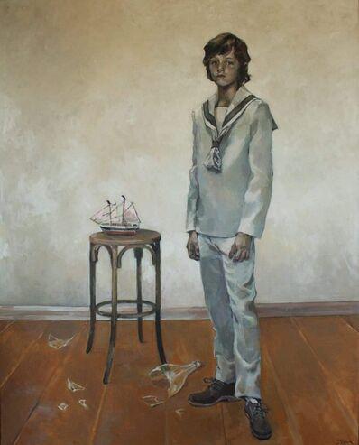 Ingebjorg Stoyva, 'Land i sikte', 2019