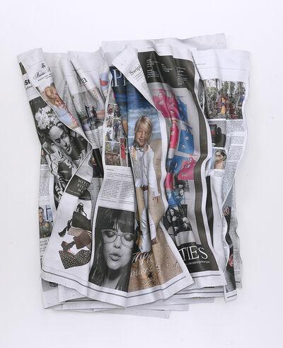 Paul Rousso, 'New York Times Thursday Styles 5-10-15', 2016