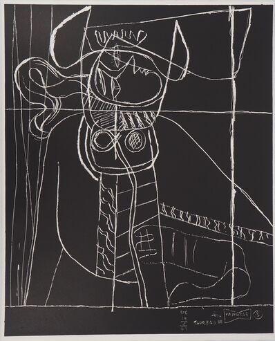 Le Corbusier, 'Taureau VII', 1887-1965