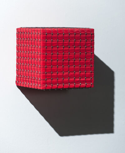 Denise Yaghmourian, 'Red Cube', 2015