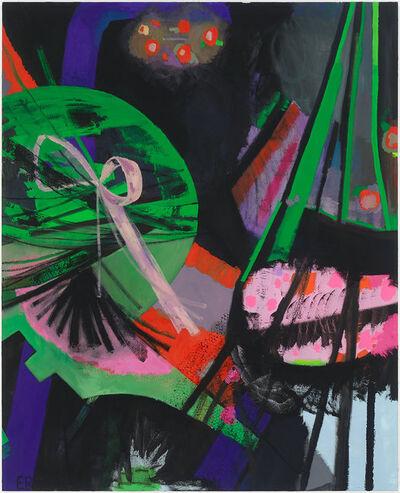 Ellen Berkenblit, 'Lamp Post', 2014