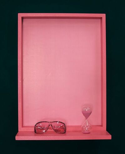 Chris Reynolds, 'Appetite Apparatus #1 (Baker-Miller Pink, Suppressant)', 2011