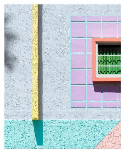 George Byrne, 'Pink Tile', 2019